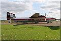 TL4546 : Airspeed Ambassador at IWM Duxford by David Dixon