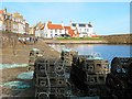 NO5703 : Cellardyke harbour by Gordon Hatton