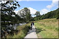 SE0755 : On the trail beside the River Wharfe by Bill Harrison