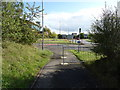 ST5391 : National Cycle Route 4 near Junction 2, M48 Motorway by JThomas