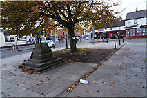 SK3436 : The Headless Cross Friargate by Malcolm Neal