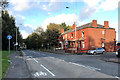 SD5604 : Houses on Warrington Road, Wigan by David Dixon