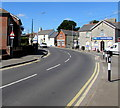ST0167 : Bend in Gileston Road, St Athan by Jaggery