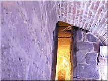SX9292 : Exeter underground passages (2) by Stephen Craven