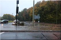 SU4891 : Abingdon Road entering Milton by David Howard