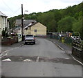 SN7811 : Heol Giedd speed bump, Cwmgiedd, Powys by Jaggery