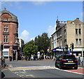 NY4055 : Start of the pedestrian zone, English Street, Carlisle by Bill Harrison