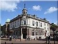 NY4055 : HSBC bank, Bank Street, Carlisle by Bill Harrison