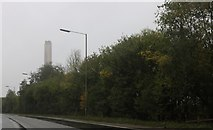 SU5191 : One of the last cooling towers at Didcot Power Station by David Howard