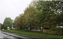 SU4789 : Abingdon Road, Rowstock by David Howard