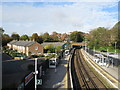 TQ4109 : Lewes railway station by Malc McDonald
