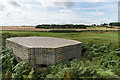 NU2422 : Pillbox by Ian Capper