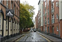 SK5804 : Chatham Street in Leicester city centre by Mat Fascione
