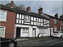 SJ9957 : The Ball Haye Tavern, Leek by David Weston