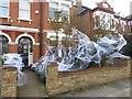 TQ2375 : Halloween in Putney by Marathon