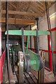 SK3155 : Leawood Pump - beam engine by Chris Allen