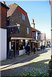 TQ9220 : Fletchers House (1), 4 Lion Street, Rye, East Sussex by P L Chadwick