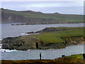 Q3103 : View from Slea Head Drive near Clogher Head by David Dixon