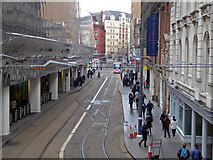 SP0686 : Stephenson Street, Birmingham by Chris Allen
