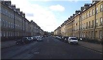 ST7565 : Great Pulteney Street - Bath by Anthony Parkes