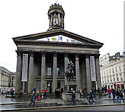 NS5965 : Glasgow Gallery of Modern Art by Thomas Nugent