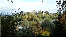 SO5074 : Ludlow Castle Landscape by Fabian Musto