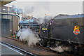 SK5419 : Great Central Railway - 8F at Loughborough by Chris Allen