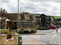 R2027 : The Devon Inn Hotel Templeglentan East by David Dixon