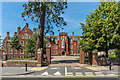 TQ1756 : Main building, St John's School by Ian Capper