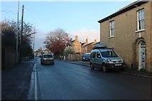 TL3985 : London Road, Chatteris by David Howard