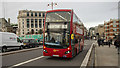 TQ3180 : Bus, London by Rossographer