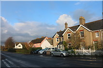 TL2866 : Potton Road, Hilton by David Howard