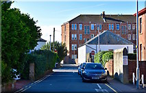 NS2059 : Stanlane Place, Largs, North Ayrshire by Mark S