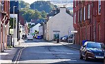 NS2059 : Gateside Street, Largs, North Ayrshire by Mark S