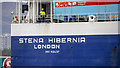 J3575 : The 'Stena Hibernia' departing Belfast by Rossographer