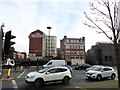 NZ2464 : The Sinclair buildings on Blenheim Street, Newcastle by Robert Graham