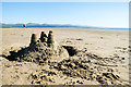 SH5336 : Sandcastle on Black Rock Sands by Jeff Buck