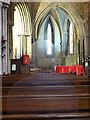 SO9445 : 'There But Not There' in  Pershore Abbey by Philip Halling