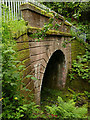 NS5569 : Western portal of Kelvindale tunnel by Stephen Craven