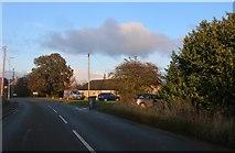TL3775 : Colne Road by David Howard