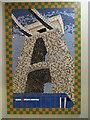 ST5972 : Mosaic of Clifton Suspension Bridge by Philip Halling