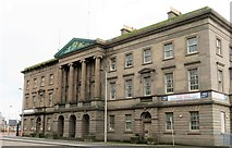NO4030 : Former Custom House, Dundee by Gordon Hatton