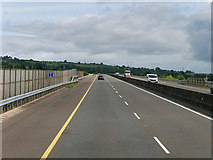 R7973 : Eastbound M7, Gortmore Lower by David Dixon