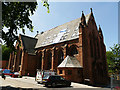 NS5667 : Belmont West Church, Great George Street by Stephen Craven