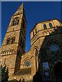 NS5667 : Oran Mor (former Kelvinside Parish Church) by Stephen Craven