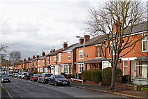 SO9096 : Housing in Belmont Road, Penn, Wolverhampton by Roger  Kidd