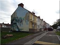 SU1584 : Houses on  Medgbury Road, Swindon by JThomas