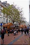 SP0686 : New Street in Birmingham by Roger  Kidd