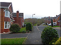 SO8856 : Barrass Avenue, Lyppard Habington by Chris Allen