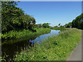 NS8879 : The Union Canal above Falkirk by Stephen Craven